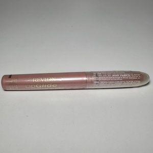Revlon lipglide 13/120 Rose Lacquer lipgloss NOS
